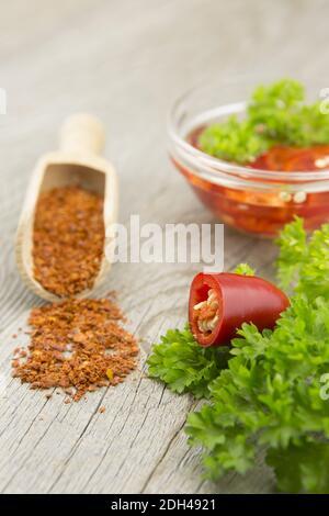 Chilischote, Capsicum annuum