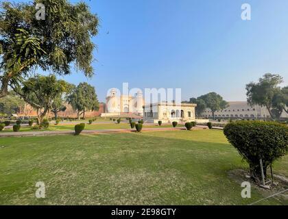 Lahore Shahi Fort und Moschee