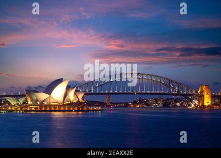 5. Januar 2019: sydney Opera House, ein Zentrum für darstellende Künste in Sydney Harbour in Sydney, New South Wales, Australien. Es wurde ein