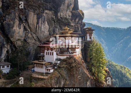 Taktsang Lhakhang, Paro, Bhutan