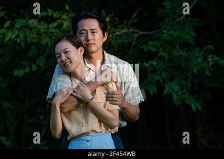 MINARI (2020) HAN YERI STEVEN YEUN LEE ISAAC CHUNG (DIR) A24/MOVIESTORE COLLECTION LTD