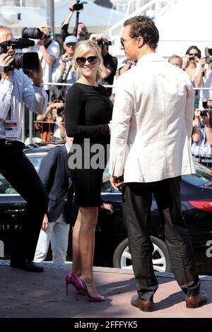 Cannes, Frankreich. 26. Mai 2012 Fotocall Film Schlamm während der 65. Filmfestspiele von Cannes