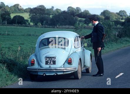 COUNTY TYRONE, VEREINIGTES KÖNIGREICH - SEPTEMBER 1978