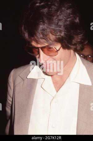 Warren Beatty um die 1980er Jahre Credit: Ralph Dominguez/MediaPunch