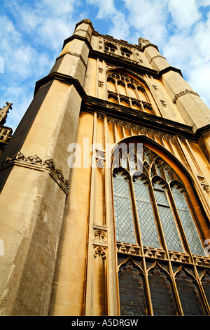 Kirche St. Saviour Bath3 - Stockfoto