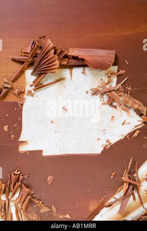 Macht Schokolade locken FoodCollection - Stockfoto