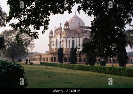 Safdajungs Grab, Delhi, Indien, Asien - Stockfoto