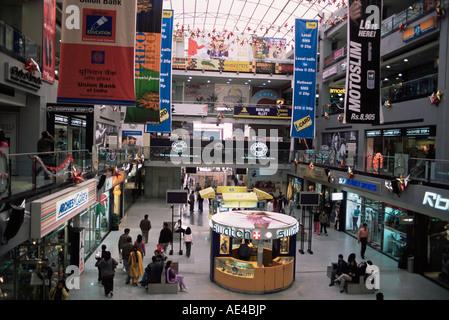 Die Metropolitan Mall, Delhi, Indien, Asien - Stockfoto