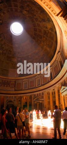 Pantheon, Rom, Italien - Stockfoto