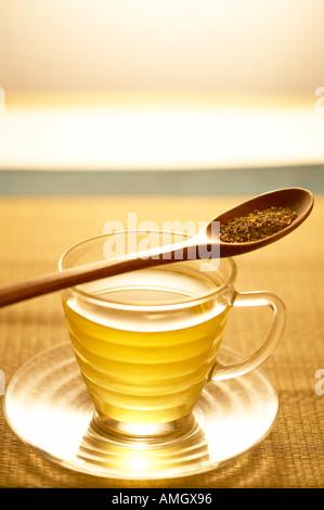 Kräuter-Tee - Stockfoto