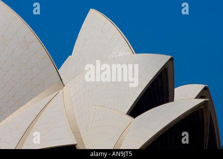 Sydney Opera House Australien - Stockfoto