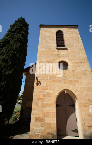 St markiert anglikanische Kirche Appin New South Wales Australien - Stockfoto