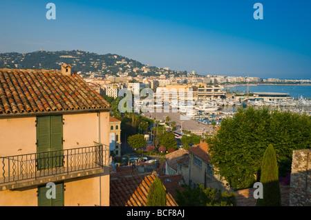Frankreich, Provence-Alpes-Cote d ' Azur, Cannes, Altstadt - Stockfoto