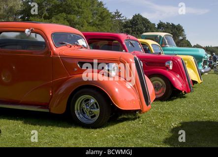 Ford 100E beliebte Custom Cars - Stockfoto