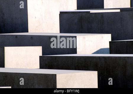 Das Holocaust-Mahnmal, Berlin, Deutschland - Stockfoto