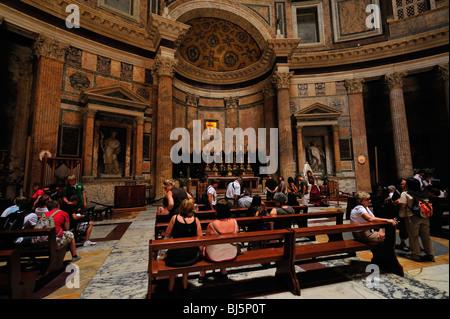 Pantheon, Rom, Latium, Italien - Stockfoto