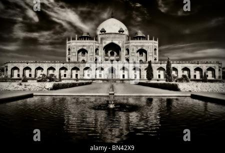 Humayun Mausoleum - Stockfoto
