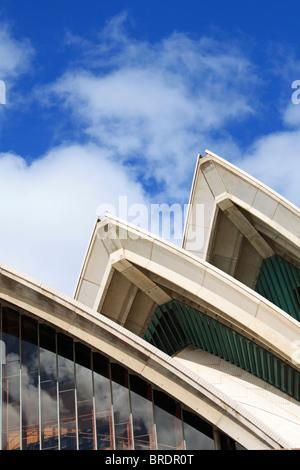 Oper von Sydney, New South Wales, Australien Jørn Utzon - Stockfoto