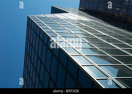 Moderne Glas-Büros Croydon South London UK - Stockfoto
