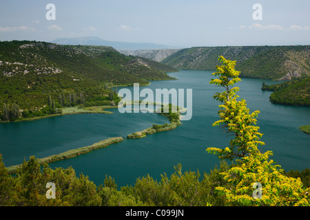 Nationalpark Krka, Kroatien. - Stockfoto