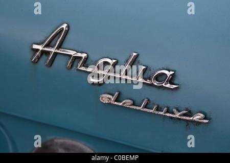 Ford Anglia deluxe - Stockfoto