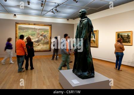 Europa, Niederlande, Amsterdam, Van-Gogh-Museum - Stockfoto