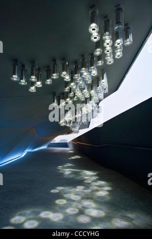 Britischen Pavillon Thomas Heatherwick Architekten - Stockfoto