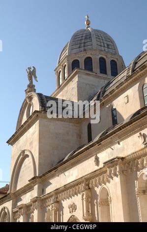 Zadar Kroatien - Stockfoto