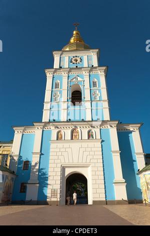St. Michael Kirche, Kiew, Ukraine, Europa - Stockfoto