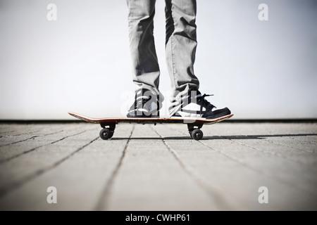 Skater, Skateboard, Skaten - Stockfoto