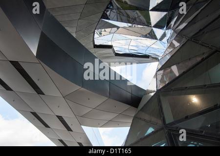Die BMW Welt in München, Bayern, Deutschland - Stockfoto