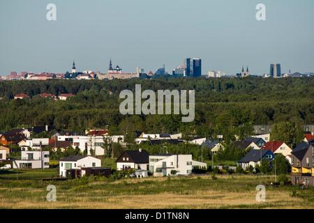Tallinn-panorama - Stockfoto