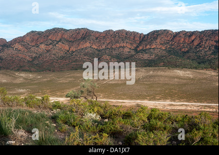 Die robust schön Flinders reicht im australischen Outback. - Stockfoto