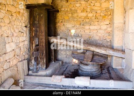 Geographie/Reisen, Marokko, Volubilis, Ruinen der antiken römischen Stadt Volubilis, Website, Forum, gebaut: 193 - Stockfoto