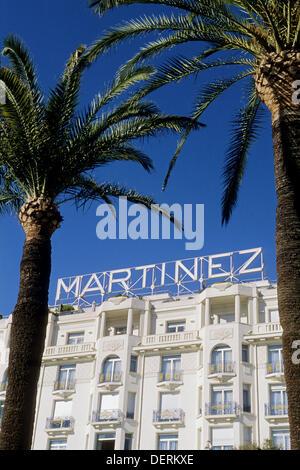 ´ Cannes Alpes-Maritimes 06 PACA Frankreich Französisch Riviera Cote Azur Europa - Stockfoto