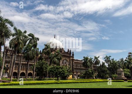 Der Chhatrapati Shivaji Maharaj Vastu Sangrahalaya früher Prince Of Wales Museum of Western India Mumbai Indien - Stockfoto