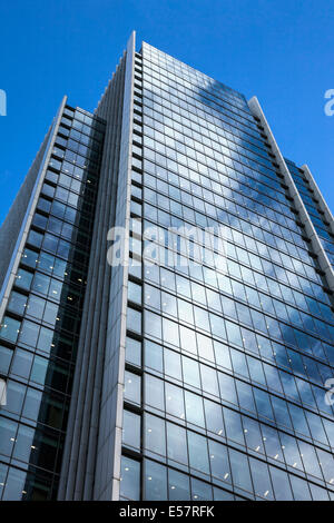 Canary Wharf, London - 10 Upper Bank Street Gebäude - Stockfoto