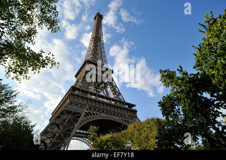 Paris tour eiffel - Stockfoto