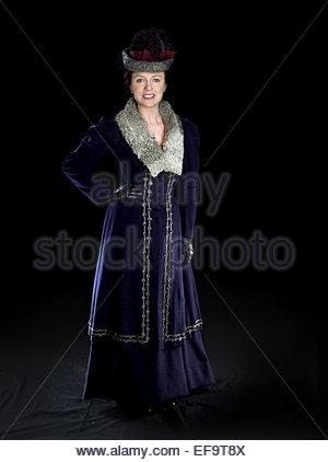 JACQUELINE BISSET EINE ALTE ALTMODISCHE THANKSGIVING (2008) - Stockfoto