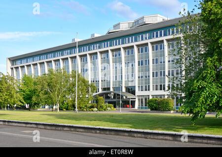 Bürogebäude der Ford von Großbritannien an Warley Brentwood Essex England Großbritannien eine Tochtergesellschaft - Stockfoto