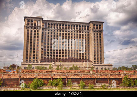 Michigan Central Station - Stockfoto