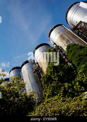 Molson Coors Brewery in Burton-Upon-Trent Staffordshire England UK - Stockfoto