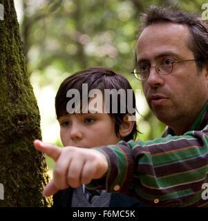 Erscheinungsdatum: 7. Oktober 2009 FILMTITEL: Mr. Nobody. STUDIO: Jemand Produktion. PLOT: Eine Geschichte, die - Stockfoto