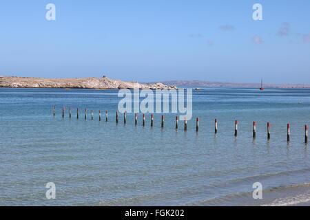 Langebaan Lagune, Western Cape, Südafrika - Stockfoto