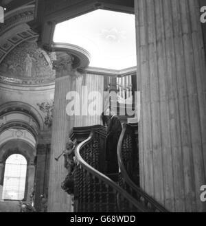 Zivilrechte Bewegung - Martin Luther King - St. Pauls Cathedral, London - Stockfoto