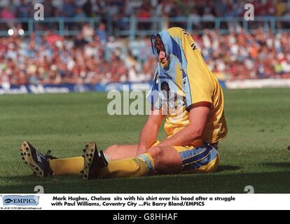 Fußball - F.A Carling Premiership - Coventry City V Chelsea - Stockfoto
