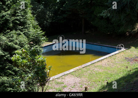 Swimming Pool. - Stockfoto