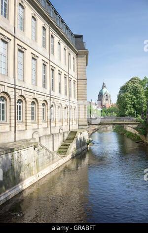 Landtag von Niedersachsen, Hannover, Niedersachsen, Deutschland, Europa - Stockfoto