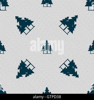 weihnachtsbaum piktogramm vektor abbildung bild. Black Bedroom Furniture Sets. Home Design Ideas