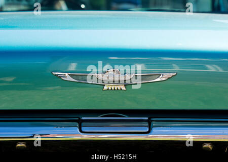 Ford Thunderbird-Heck. Klassische amerikanische T-bird - Stockfoto